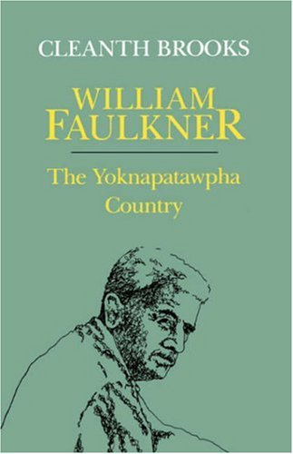 the myth of yoknapatawpha General information about the annual faulkner and yoknapatawpha conference, a scholarly conference held each summer in oxford, mississippi.