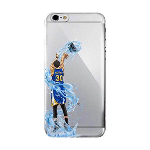 new product 6429f f1b3c Amazon.com: EM Case Hard Plastic Back Cover with NBA Basketball ...