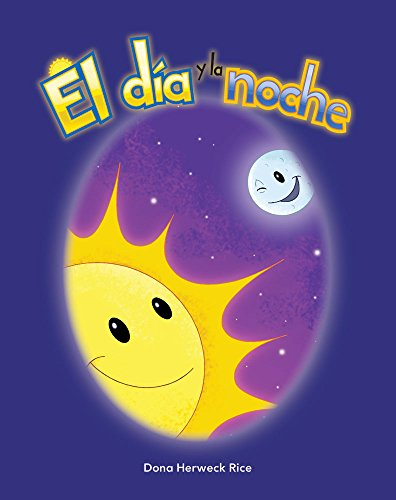 El día y la noche (Day and Night) Lap Book (Spanish Version) (Literacy, Language, & Learning: Early Childhood Themes) (Spanish Edition) by Shell Education