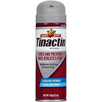 Tinactin Athletes Foot Liquid Spray 5.3 oz (Pack of 3)