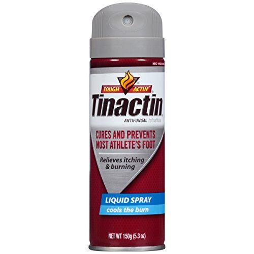 tinactin liquid spray - 1