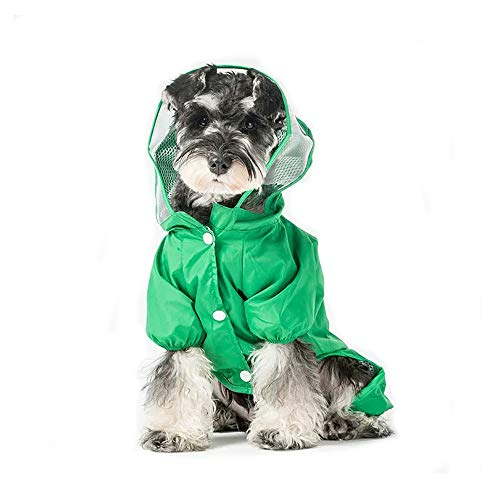 ccypet Small Dog Raincoat