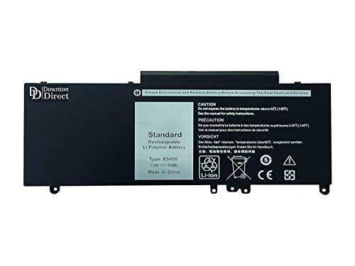 Batterytec/® Battery for DELL Latitude E5470 Series DELL Latitude 14 Series DELL Latitude 14 5000 Series 6MT4T. DELL Latitude 14-E5470 Series