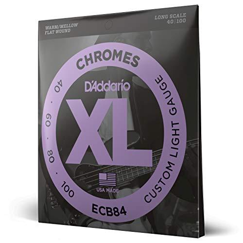 daddario chromes extra light - 7