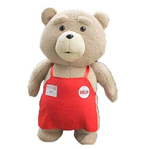 Big S (Big Teddy Bear Costume)
