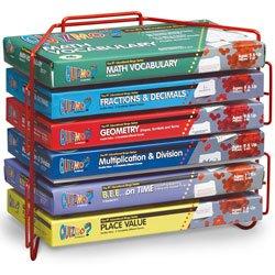 Quizmo Series - Nasco Quizmo Intermediate Plus Game Series - Math Education Program - TB22936