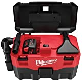 Milwaukee M18 Cordless Wet/Dry Vacuum ( Bare Tool only, No Charger, No Batteries )