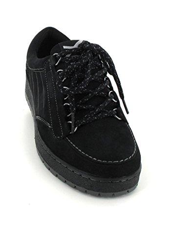 Pattino Allenatore Donne Nero Fino Lace Otira Allrounder Delle Nubuk Sneaker 4g6qagp