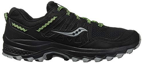 Para Hombre Excursion De 001 Gtx Tr12 Zapatillas Saucony black Negro Entrenamiento pBwFqBC