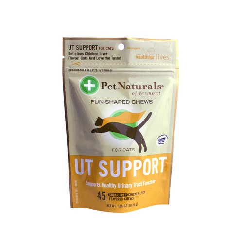 Pnv Nat Ut Cat Chews 45ct