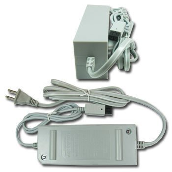 110V-220v AC Adapter Power Supply for Nintendo Wii (Console Wii 240v compare prices)