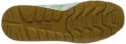 ASICS GT-II - Zapatillas de deporte para mujer Verde (GREEN ASH/SOFT GREY-6610)