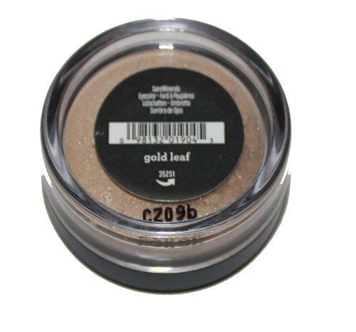 Eye Shadow Color Gold Leaf - Bare Escentuals - Gold Leaf - Eye Color