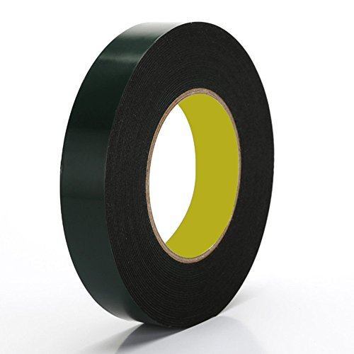 Foam Seal Tape Double Sided Sponge Rubber Foam Tape Weatherstrip for Weatherstripping and Home Improvement
