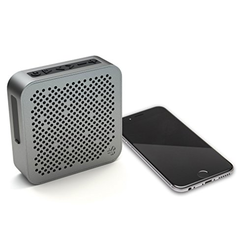 NEW JLab Crasher Mini Splashproof Bluetooth Speaker - Black