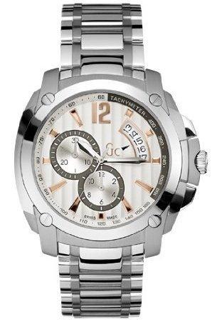 GUESS Gc Swiss Mens Watch G78001G1