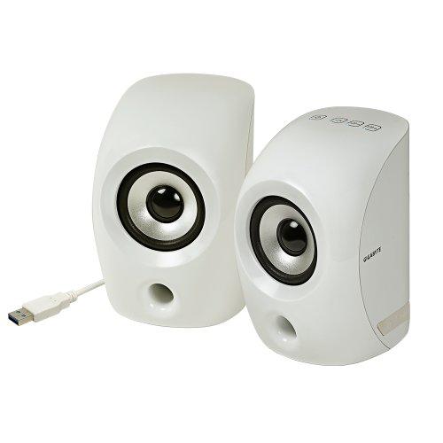 Usb Gigabyte (GIGABYTE USB2.0 SPEAKERS WHITE)