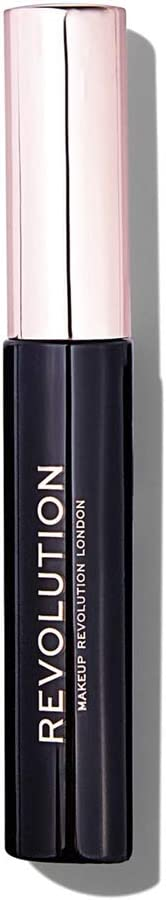 Makeup Revolution Tinte para cejas, color marrón oscuro