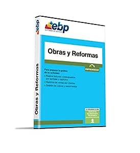 EBP Obras y Reformas Emprendedor 19.0 Monopuesto: Amazon