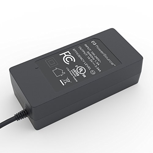 [UL Listed] PowerSource 65W Extra Long 14Ft AC-Adapter-Charger for Dell-Latitude-E6410 E6430 E6430S E6440 E7440 E7450 E7470 E5430 E5440 E5450 E5470 E5570 E7240 E7250 E7270 Laptop Power Supply Cord by PowerSource (Image #4)