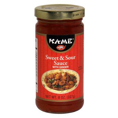 - Ka Me Sauce Sweet And Sour, 8 oz
