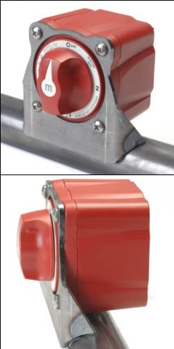 Fits M Series Only Blue Sea Heavy Duty Battery Cut Off Isolator Switch Weld On Mounting Tab For The Side Of A Tube