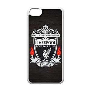DIY phone case Liverpool Football Club skin cover For iPhone 5C SQ843282