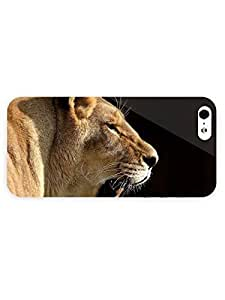 3d Full Wrap Case For Samsung Galaxy S3 i9300 Cover Animal Angry Lioness