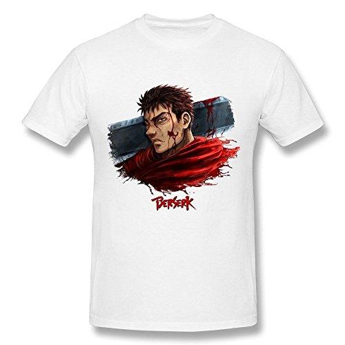 Ptshirt.com-19252-FEDNS Men\'s Berserk Guts T Shirt-B017I4DX4U-T Shirt Design