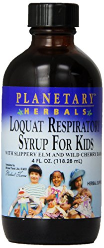 Планетарные Herbals Планетарная Локват дыхания сироп для детей, жидкости 4 унции