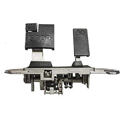 Amazon.com: Club Car 102500001 acelerador, pedal Assy (1ND ...