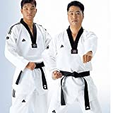 Adidas Grand Master Taekwondo Dobok Uniform w/ 3