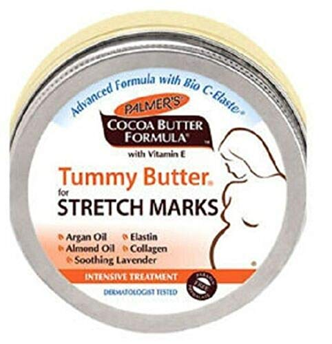 Palmer's Cocoa Butter Formula Tummy Butter For Stretch Marks, 4.4-Ounce
