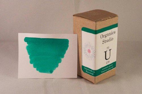 Series Organic (Organics Studio Elements Series Uranium Green 55mL Bottled Ink - OS-007)