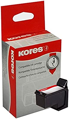 Kores G1706BK cartucho de tinta Negro 36 ml - Cartucho de tinta ...