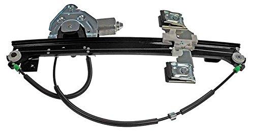 chevy trailblazer window motor - 7