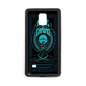 Samsung Galaxy Note4 N9108 Csaes phone Case Alice In Chains AIC91452
