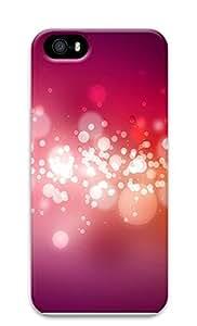 iPhone 5 5S Case Brilliant Circle Of Light 3D Custom iPhone 5 5S Case Cover