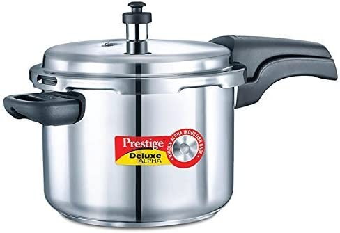 Deluxe Plus /& Alpha Deluxe Stainless Steel Pressure Cookers Prestige Safety Valve for Deluxe