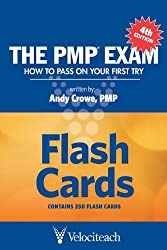 The PMP Exam: Flash Cards (Test Prep series) by Andy Crowe (2010-05-01)