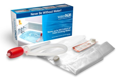 WaterBOB Emergency Drinking Water Storage (100 Gallons)