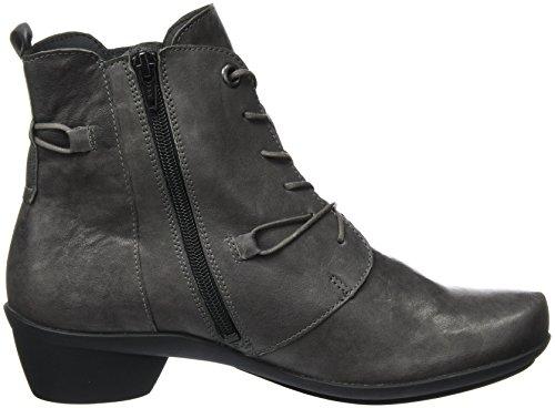 Think Sammas, Stivali Desert Boots Donna Grigio (Vulcano 20)