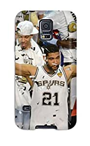 4379416K448376239 san antonio spurs basketball nba (4) NBA Sports & Colleges colorful Samsung Galaxy S5 cases