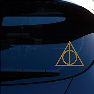 Yoonek Graphics Deathly Hallows Inspired Harry Potter 5