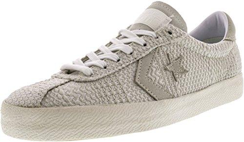 Converse Break Point Ox Low Top Skateboarding Shoe Vaporous White zZGNR