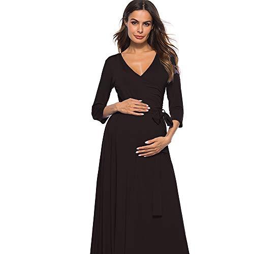 Pijamas pijamas Lactancia Dormir Lactancia Sunjing Vestido Trabajo Materna De Para vestidos vestidos Mujer Enfermería La Txqd8