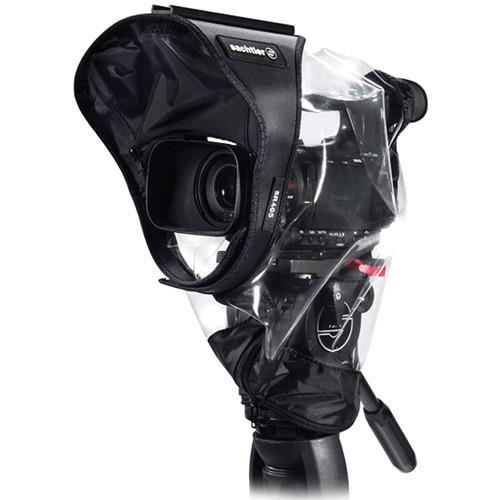 Sachtler SR405 Transparent Rain Cover for Mini DV and HDV Video Camera by Sachtler