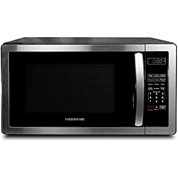 Amazon.com: Panasonic Countertop Microwave Oven with Genius ...