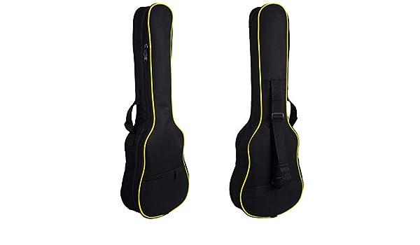 Mochila para ukelele de guitarra acústica pequeña de 23 a 24 ...