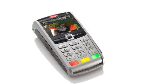 Ingenico iWL250 Wireless GPRS Credit Card Machine ()